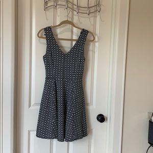 Mini dress: size s